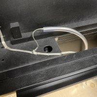 Erdband in WPC95 Gehäuse und Backbox verlegen