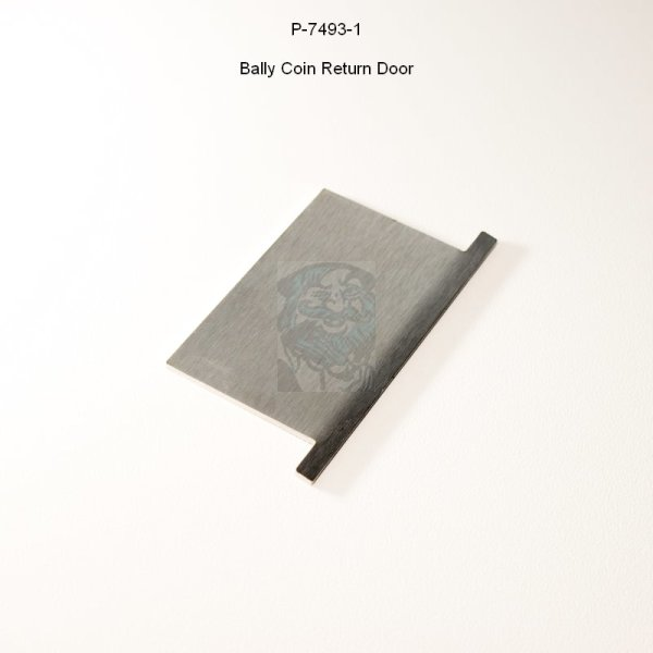 Bally Kassentür Klappe / Coin Return Door