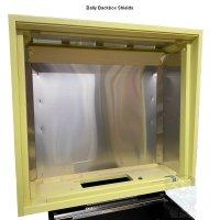 Bally Backbox Alu Shields (Set)