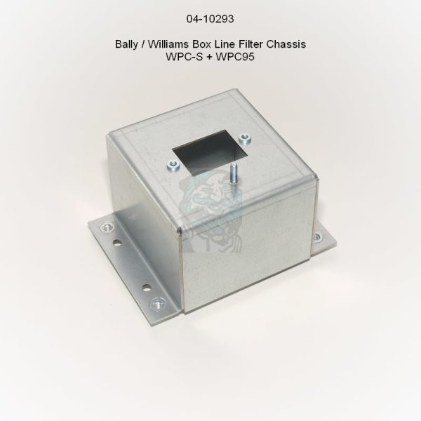 Bally / Willams Box Line Filter Chassis WPC95 04-10293