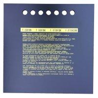Bally / Williams Rückplatte Backbox mit Siebdruck