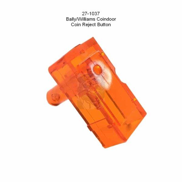 Bally / Williams Kassentür Rückgabeplastik