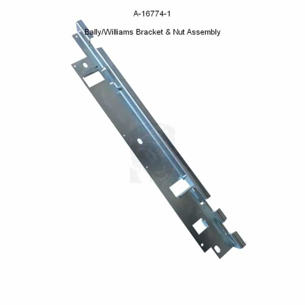 Lockbar Bracket & Nut Assy. WPC / WPC95