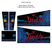 Bram Stoker´s Dracula Gehäuse Decal Set Next...