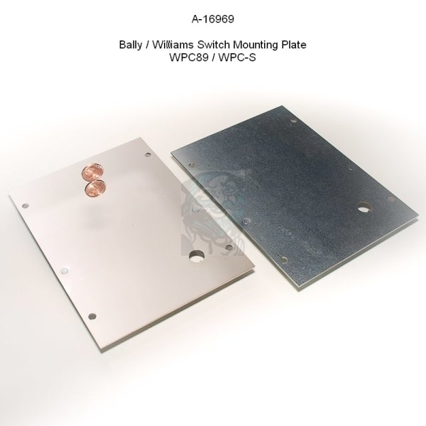 Bally / Willams Switch Mounting Plate A-16969