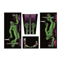 Creature From The Black Lagoon Gehäuse Decal Set...