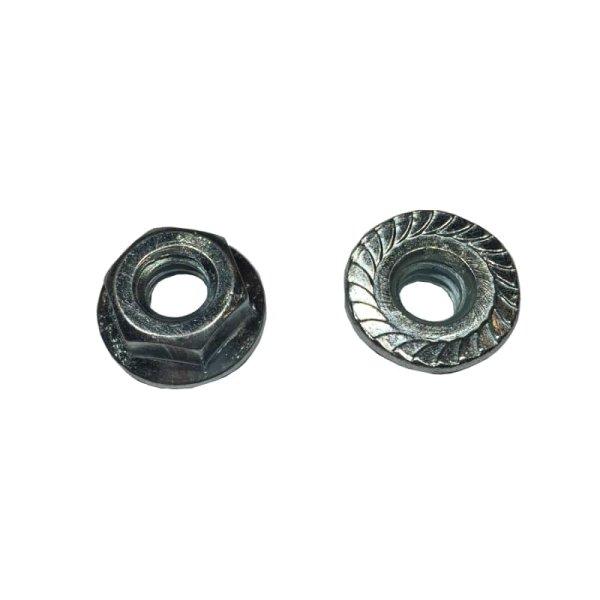 Sicherungsmutter / Flangrip serrated #1/4-20