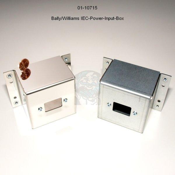 Bally / Willams IEC Power Input Box WPC89