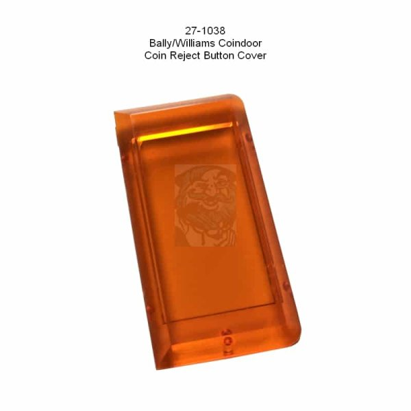Bally / Williams Kassentür Rückgabeplastik Deckel