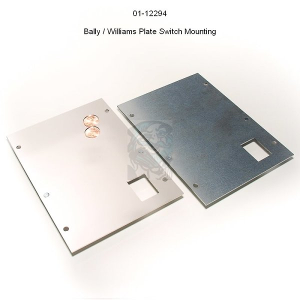 Bally / Willams Switch Mounting Plate 01-12294