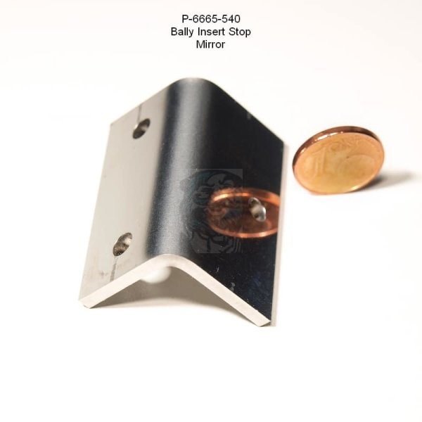 Bally Insert Stop - Anschlagwinkel Lampenbord