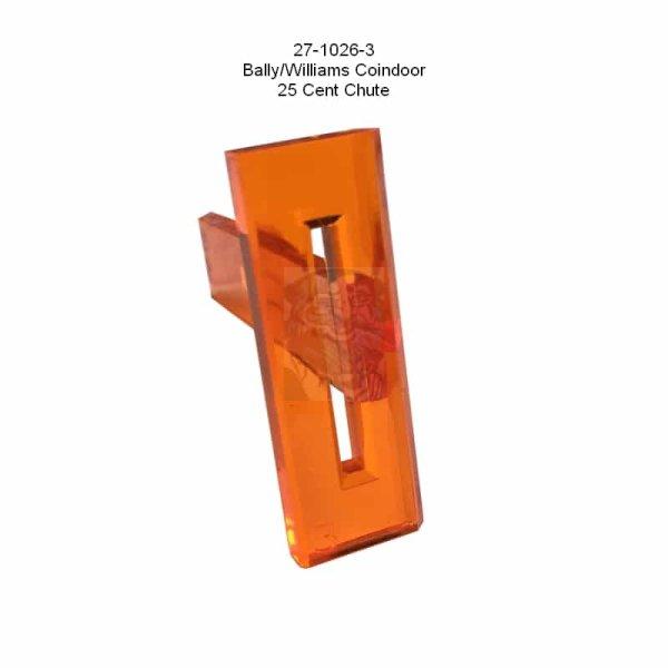 Bally / Williams Kassentür Einwurfplastik